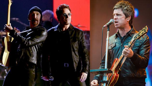 U2 llegaría a Lima junto a Noel Gallagher