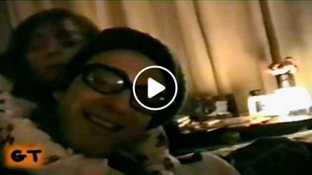 Video inédito: Gustavo Cerati con sus hijos en el Día del Padre