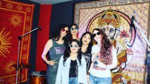 Banda femenina de rock Catarsis lanza su primer álbum