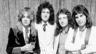 Brian May donó clásicos trajes que usó con Queen para el rodaje de 'Bohemian Rhapsody'