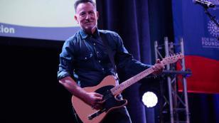 Bruce Springsteen invitó a niña de 11 años a tocar la batería en pleno show [VIDEO]