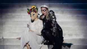 Comenzó la subasta de artículos exclusivos de Madonna