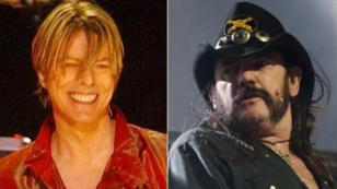 Motörhead lanzó cover inédito de 'Heroes' de David Bowie [VIDEO]