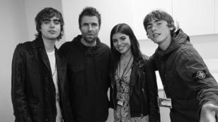 El nuevo disco de Liam Gallagher tiene una canción dedicada a su hija