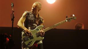 Flea cumple 57 años: conoce algunos datos de la vida del bajista de Red Hot Chili Peppers