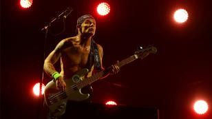 """Flea está """"muy agradecido"""" con el regreso de John Frusciante a Red Hot Chili Peppers"""