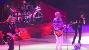 Así fue el conciertazo de Foreigner en el tour por su aniversario 40 [VIDEOS]