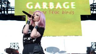 Garbage anuncia lanzamiento de su libro 'This is the noise that keeps me awake' [FOTOS]