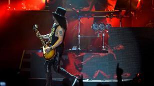 Estos son los guitarristas preferidos de Slash
