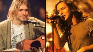 MTV retransmitirá los Unplugged de Nirvana y Pearl Jam