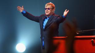 Revive lo mejor de la fiesta por los 70 años de Elton John [VIDEOS]