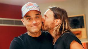 Robbie Williams y Bob Sinclar estrenan 'Electrico romantico'