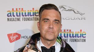 Robbie Williams y Rod Stewart estarán en nueva canción juntos