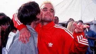 Robbie Williams y su tensa relación con Liam Gallagher