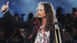 Steven Tyler ofrecerá concierto benéfico para su fundación
