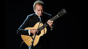 Sting interpretó 'The empty chair' en los Oscar 2017 [VIDEO]
